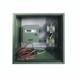Flow rate counting system for thermal energy